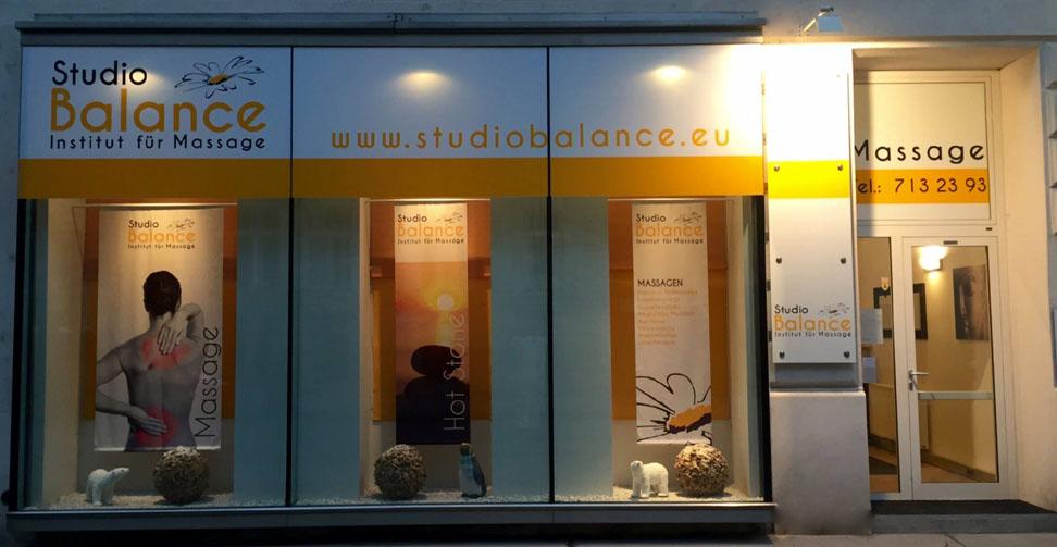 Massage in Wien - Studio Balance, 1030 - Öffnungszeiten